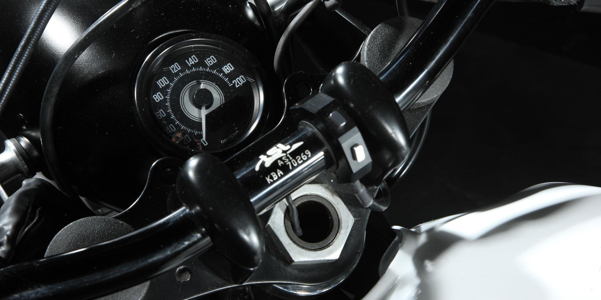 BMW R100 Heritage Classic
