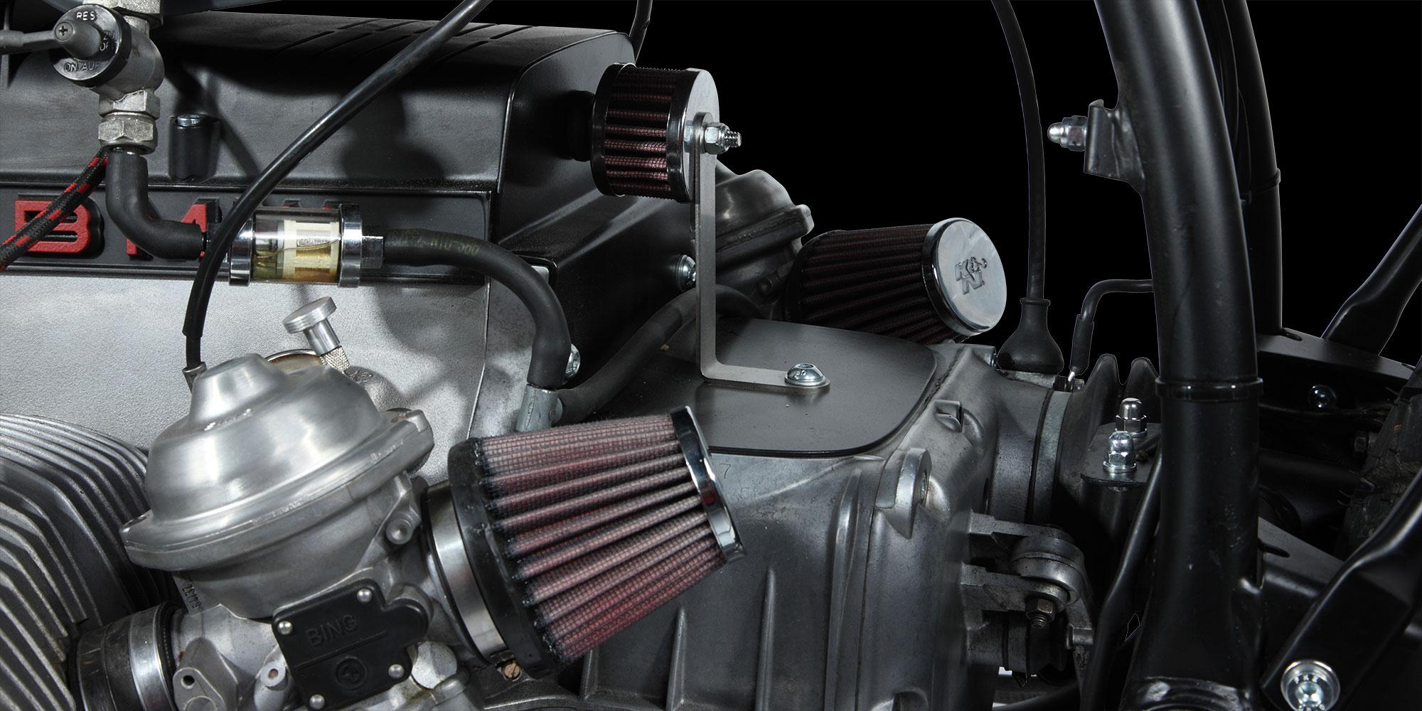 BMW R65 Abarth