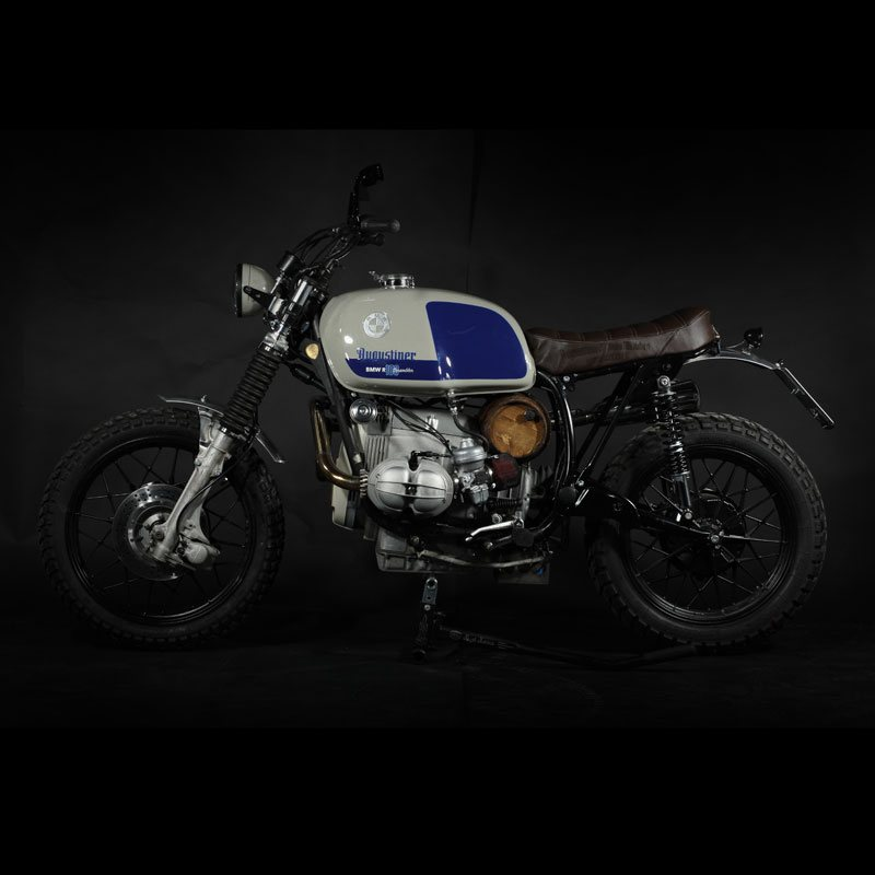 #4 BMW R 100 RS