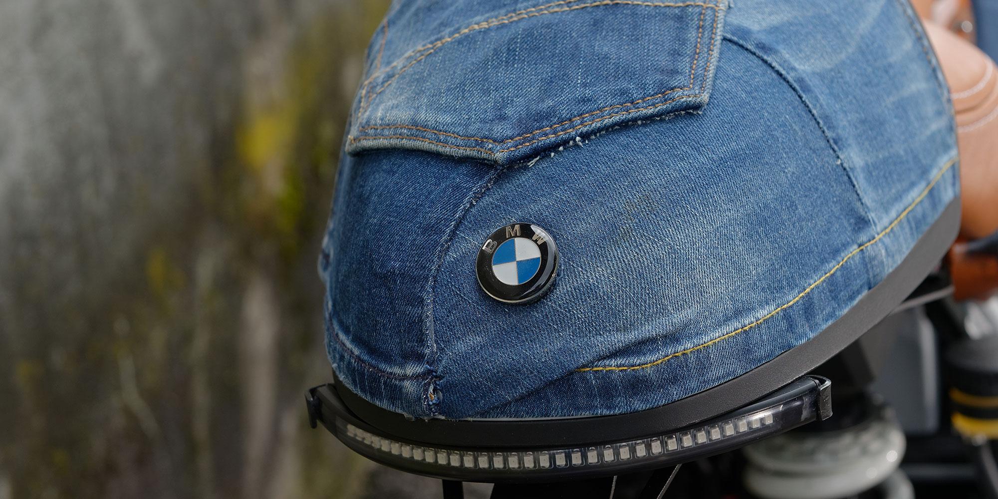 BMW Denim Twins