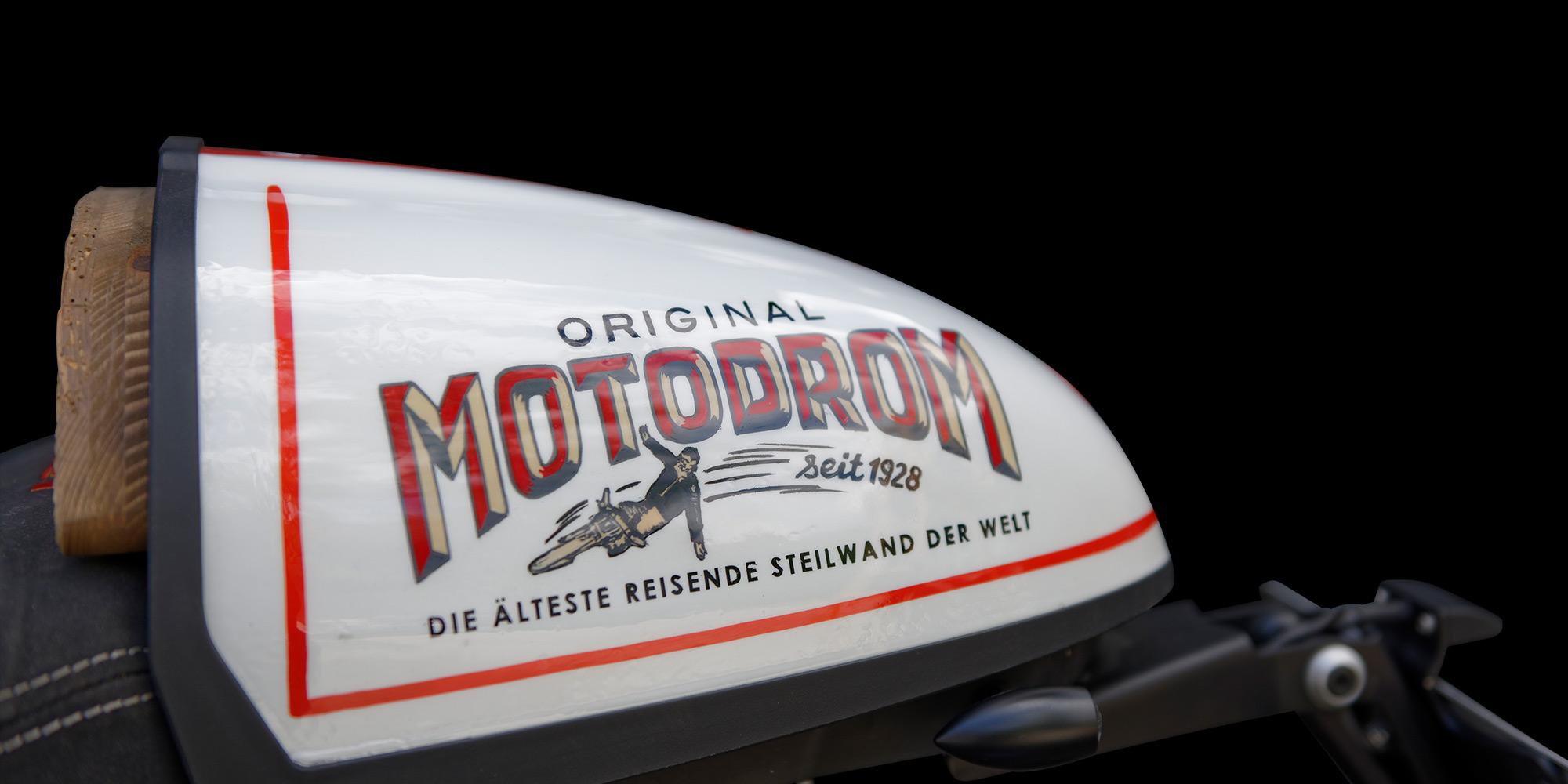 BMW Motodrom