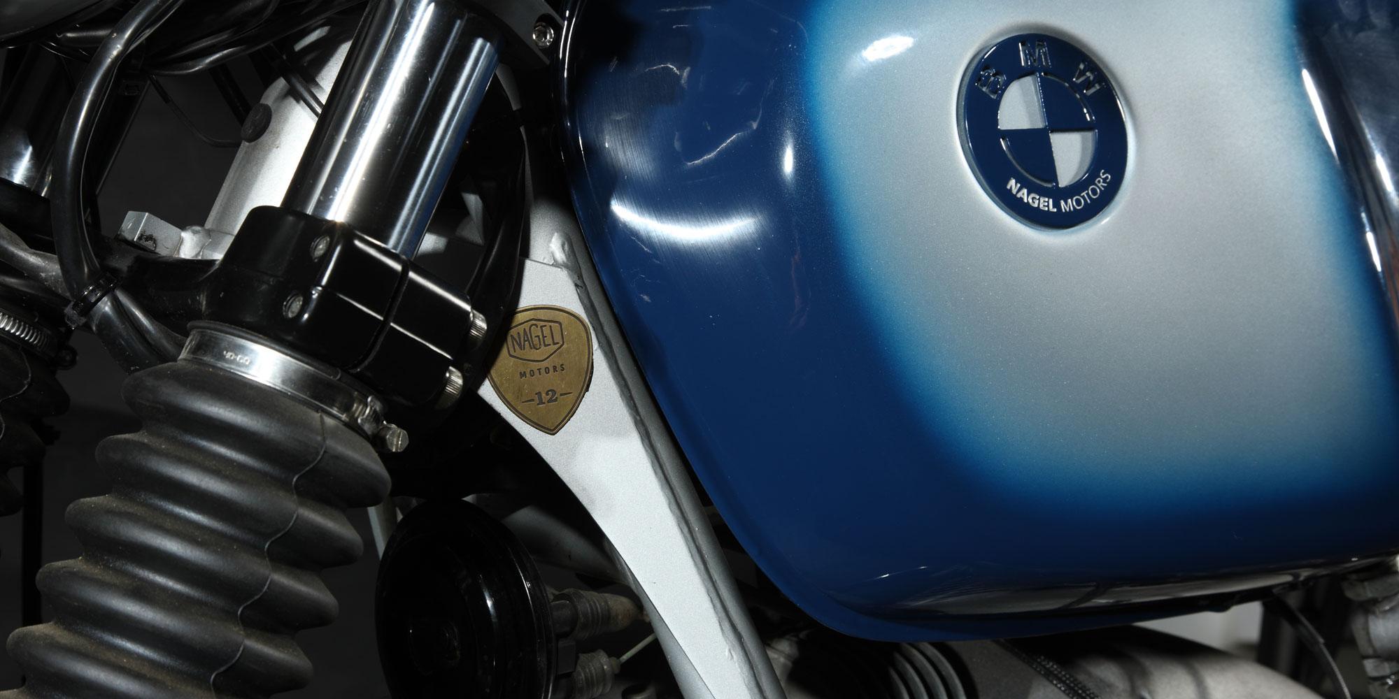 BMW R100 R Mystic