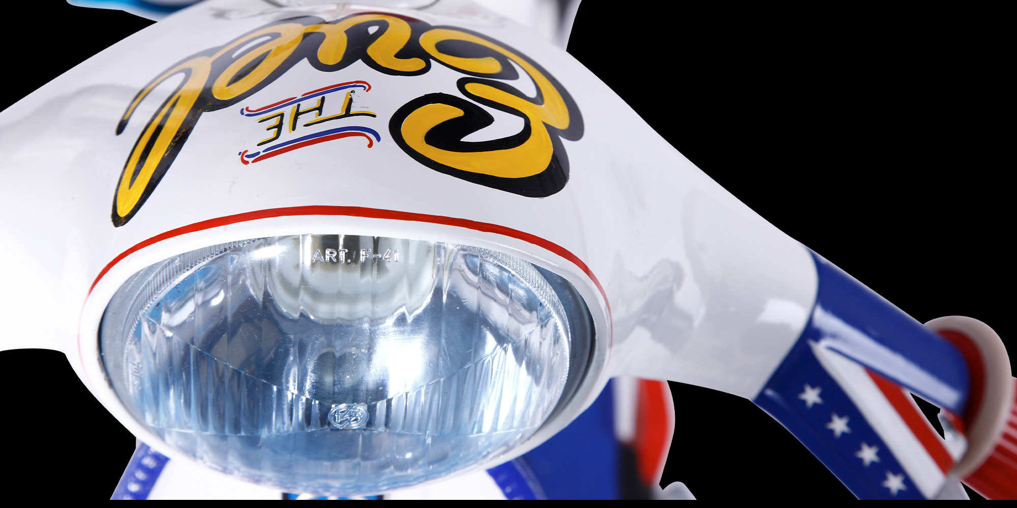 THE EVEL Vespa