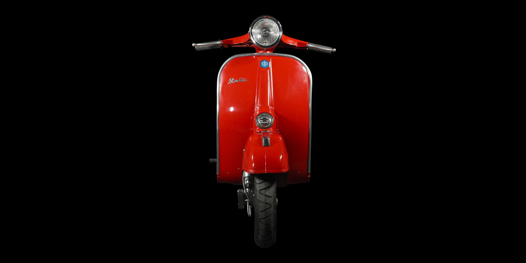 Vespa Rally Restauration
