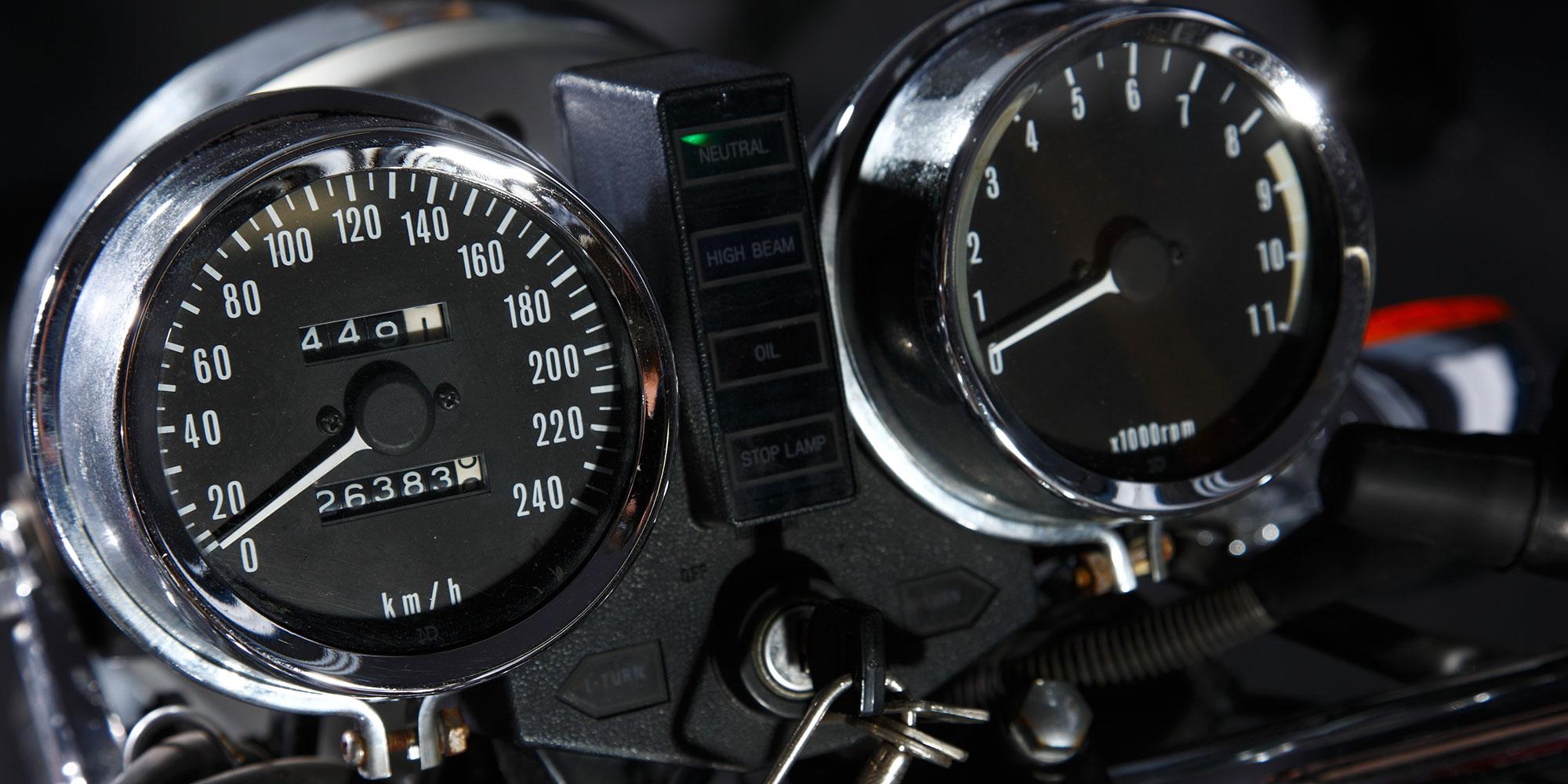 Kwasaki Z 1000 MK2