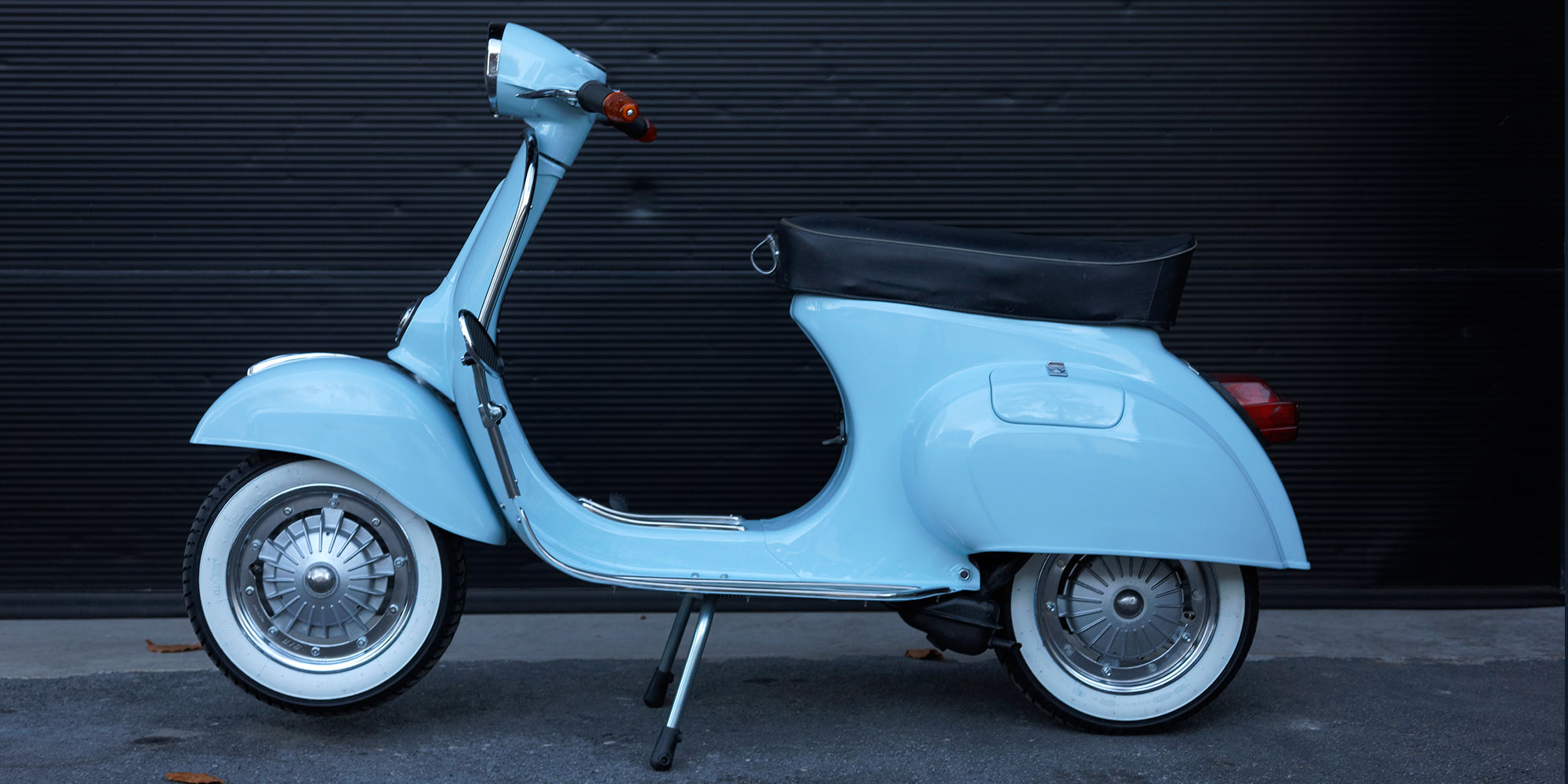 Vespa Primavera 125 - Vollrestauration