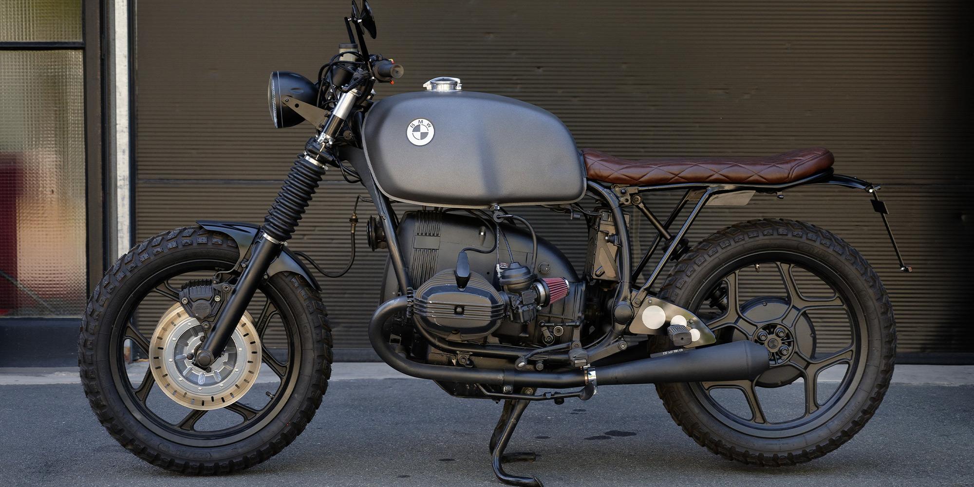 BMW R-80