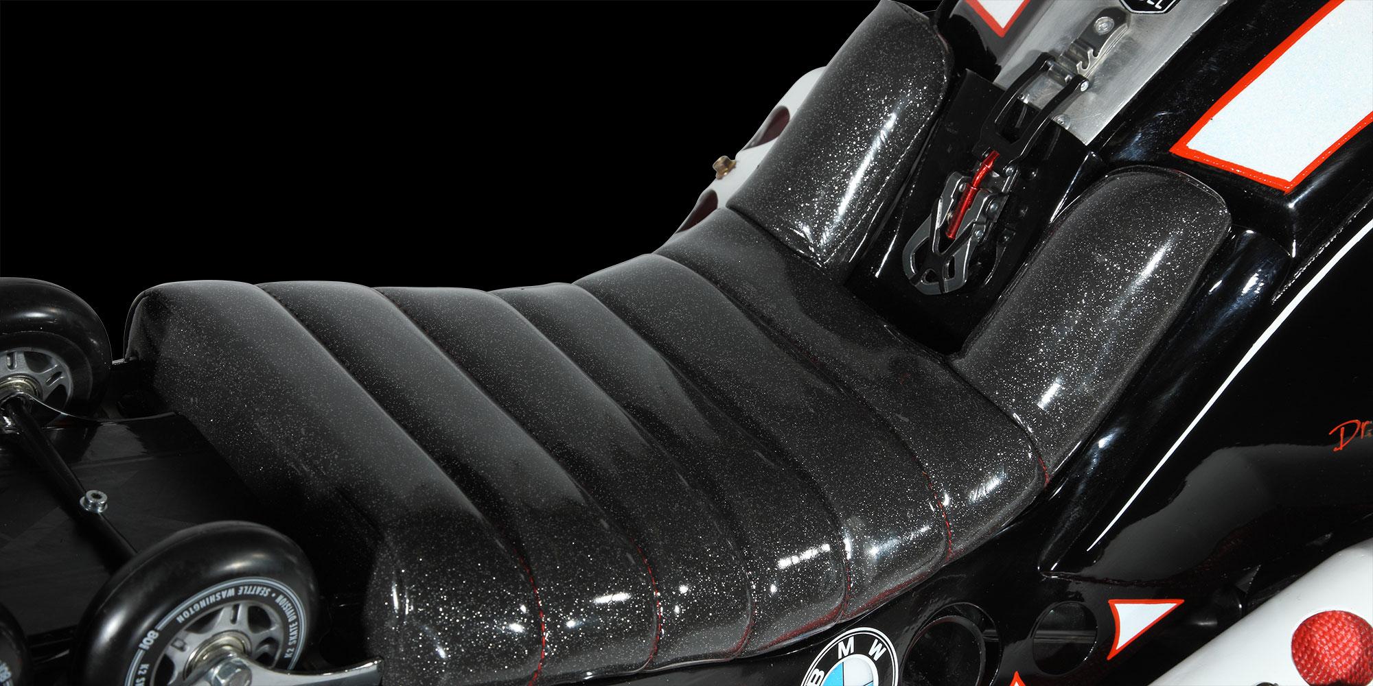 BMW R9T Scrambler Husky